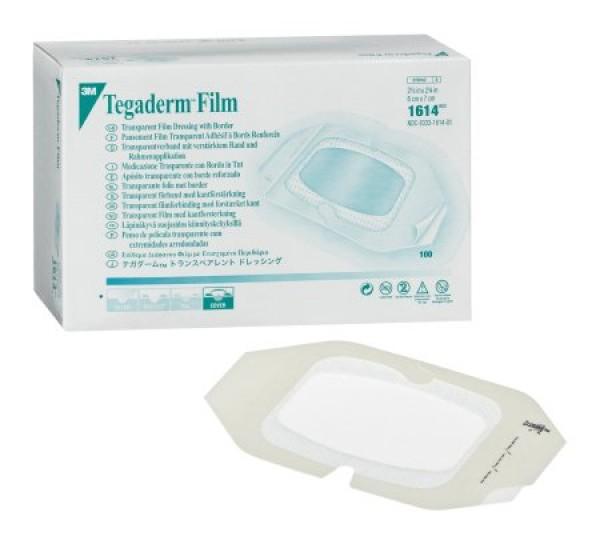 Tegaderm Frame Style Transparent Film Dressings by 3M