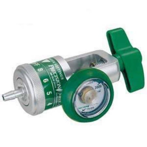 Precision Medical Easy Dial Oxygen Regulator