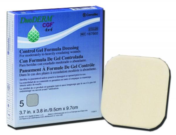 ConvaTec DuoDERM CGF Hydrocolloid Dressings