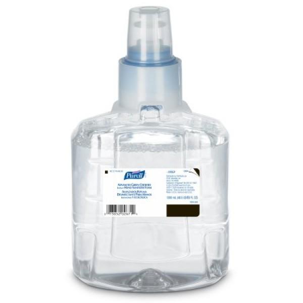 Gojo Purell Advanced Hand Sanitizer Refill Bottle