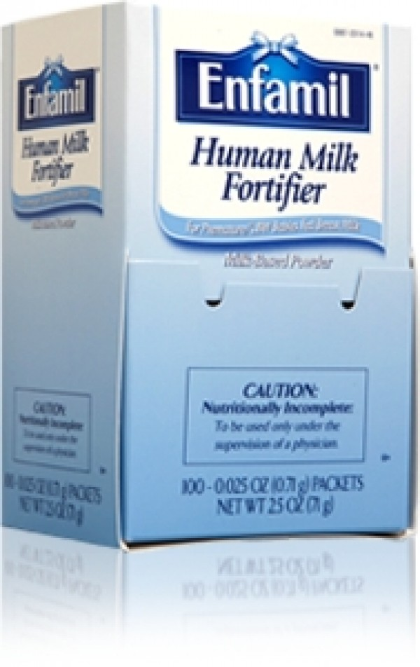 Mead Johnson Enfamil Human Milk Fortifier Powder