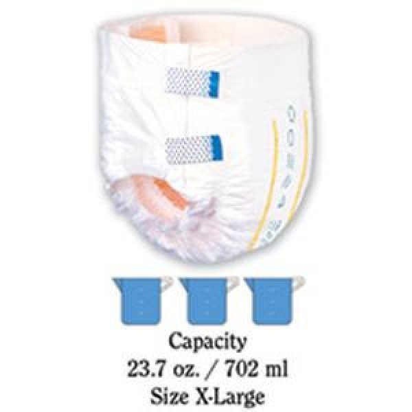 Tranquility Principle Business Tranquility SlimLine Original Disposable Briefs Heavy Absorbency