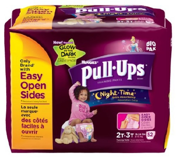 Kimberly Clark Huggies Pull-Ups Training Pants
