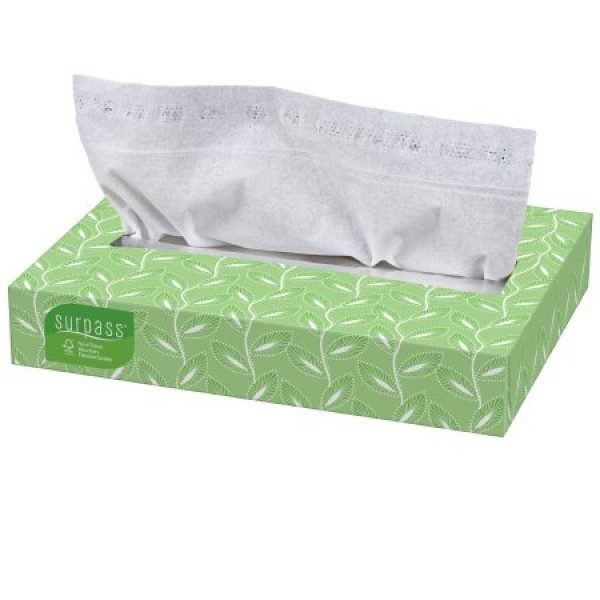 Kimberly Clark Surpass Facial Tissue