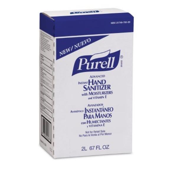Gojo Purell Instant Hand Sanitizer
