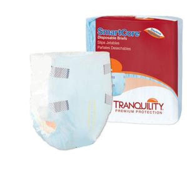 Tranquility Principle Business Tranquility SmartCore Briefs Heavy Absorbency