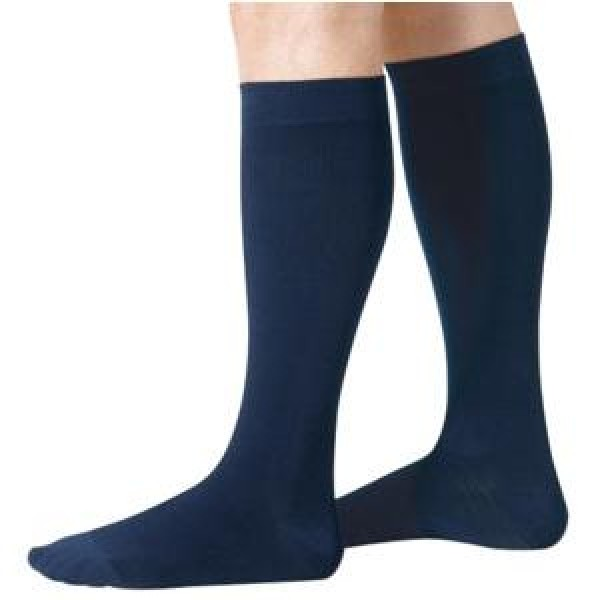 230 Cotton Series Women's Knee High Compression Socks - 232C CLOSED TOE 20-30 mmHg by Sigvaris