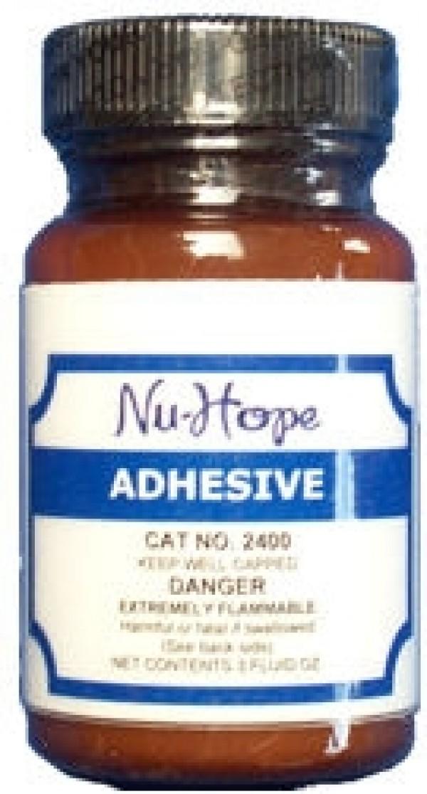 Liquid Waterproof Adhesive with Applicator Cap by NuHope