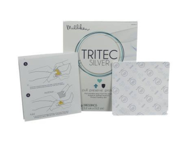 Milliken Healthcare Tritec Antimicrobial Dressing with Silver