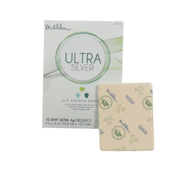 Milliken Healthcare Tritec Ultra Silver Foam Dressing