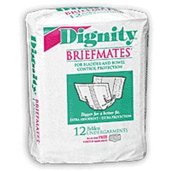 Hartmann USA Dignity Briefmates Beltless Undergarments