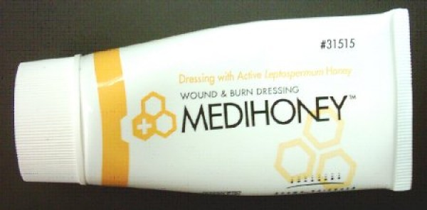 Derma Sciences Medihoney Wound & Burn Care Paste