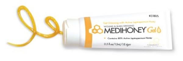 Derma Sciences Medihoney Gel Antibacterial Wound & Burn Care Ointment by Derma Science