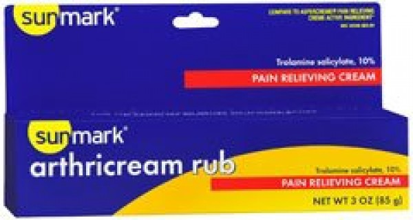 McKesson Muscle Rub Pain Relief Cream