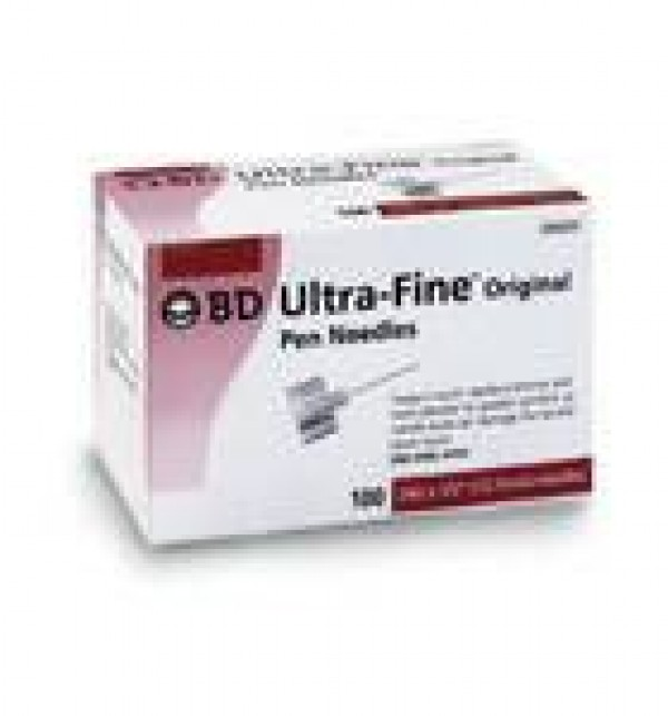 BD Becton Dickinson BD Ultra Fine Original Insulin Pen Needles
