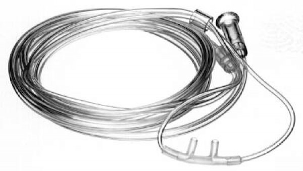 Allied Healthcare Adult Nasal Cannula Tubing 7 Foot