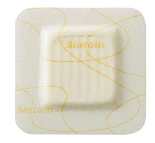 Coloplast Biatain Silicone Lite Foam Dressings