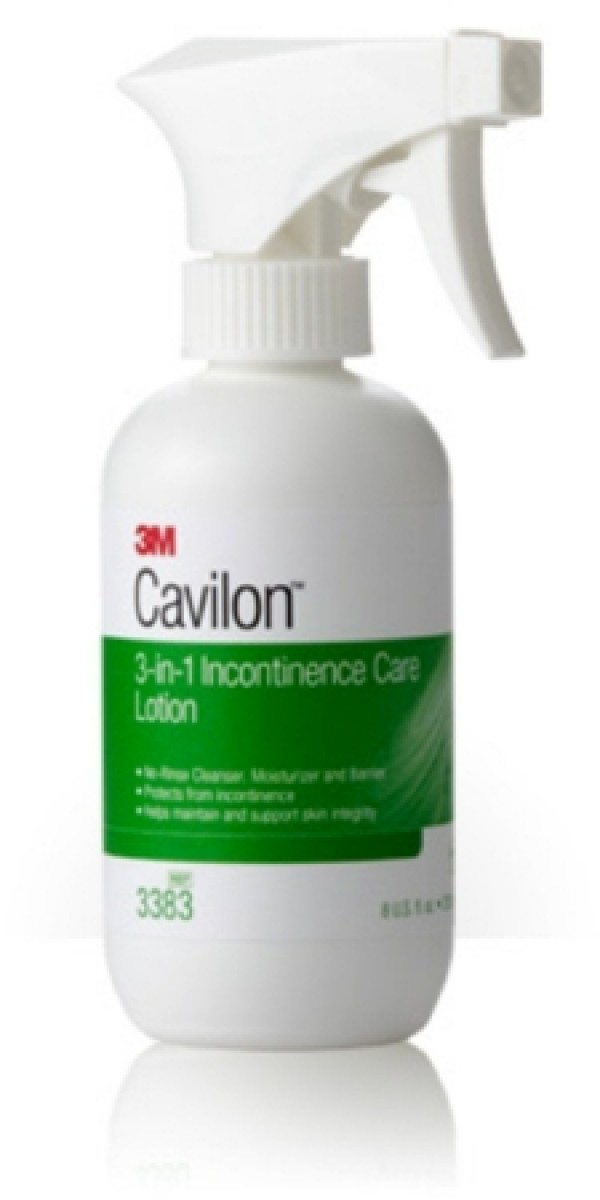 3M Cavilon 3-in-1 Incontinence Care Lotion