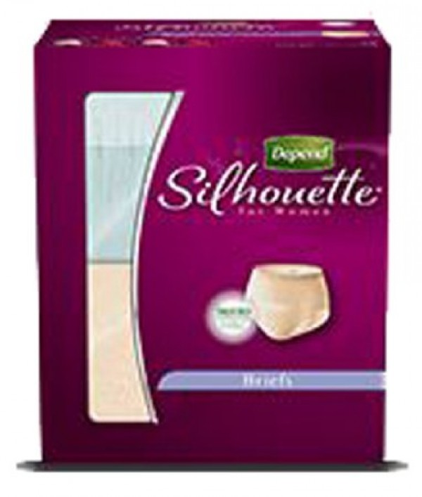 Kimberly Clark Depend Silhouette for Women
