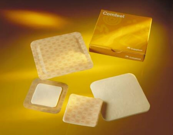 Coloplast Biatain Adhesive Foam Dressings