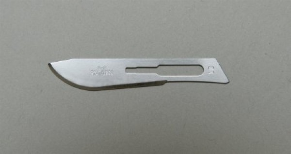 Aspen Surgical Products Bard-Parker Stainless Steel Scalpel Blades