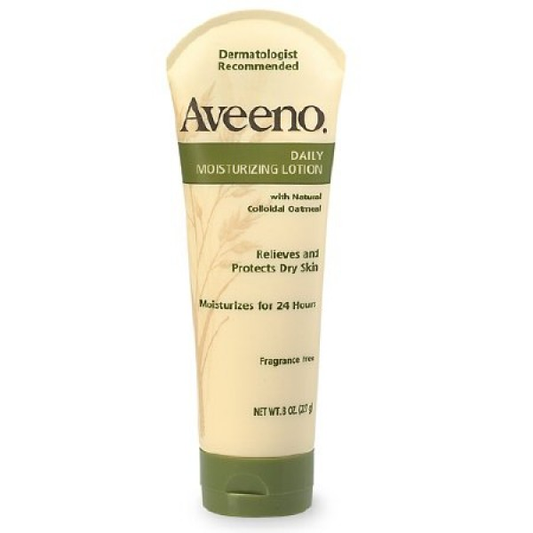 Johnson & Johnson Aveeno Moisturizing Lotion