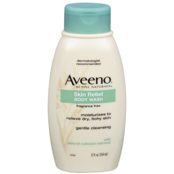 Johnson & Johnson Aveeno Skin Relief Body Wash