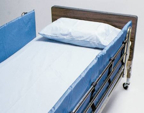Vinyl Bed Rail Pads - Classic Bumper Guards by Skil-Care
