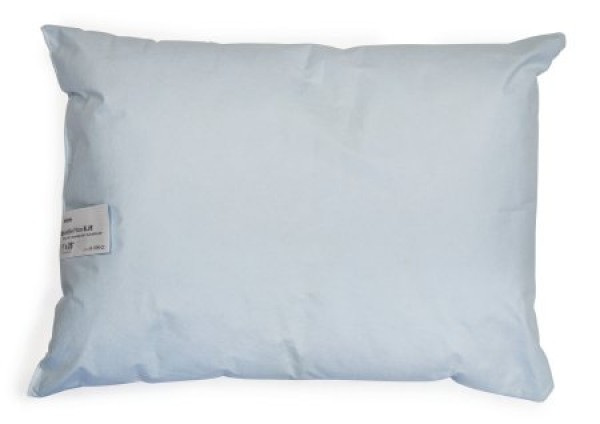 Microfiber Reusable Bed Pillow by McKesson