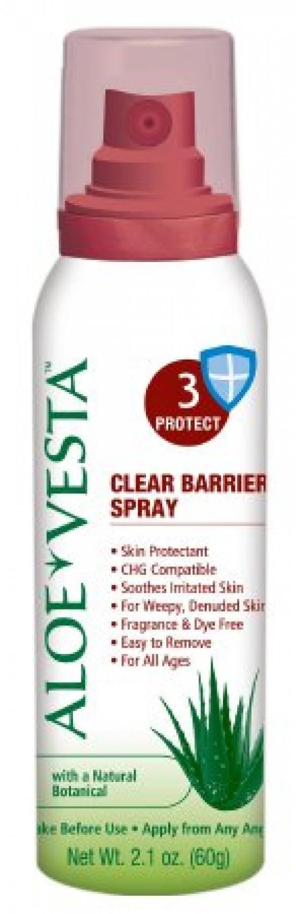 ConvaTec Aloe Vesta Protective Barrier Spray 2.1 oz