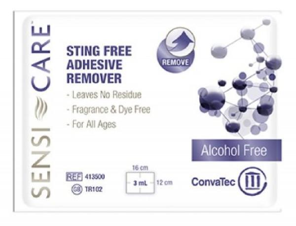 ConvaTec Sensi-Care Sting-Free Adhesive Remover Wipe