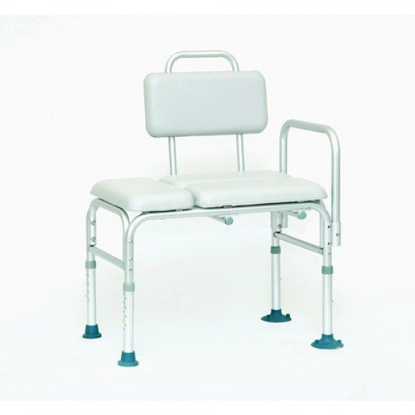 Transfer Bench Pad with Suction Feet by Invacare
