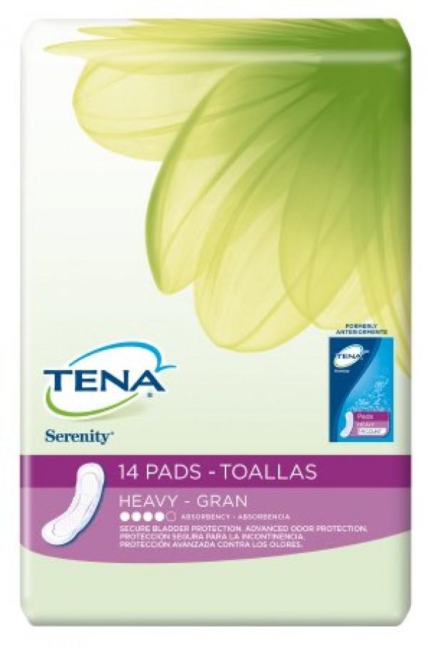 SCA TENA Serenity Pad Heavy Absorbency