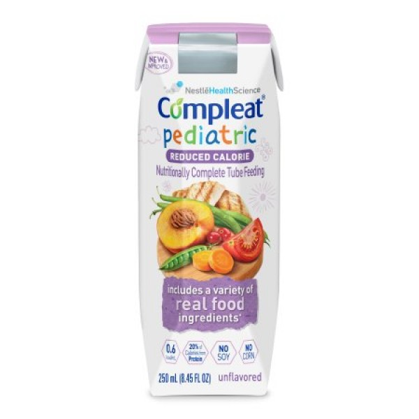 Nestle Compleat Pediatric Tube Feeding Formula