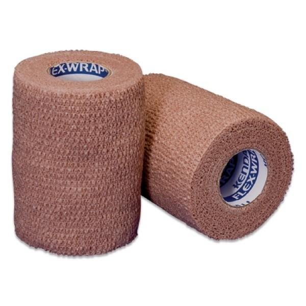 Covidien Cohesive Flex Wrap Bandage