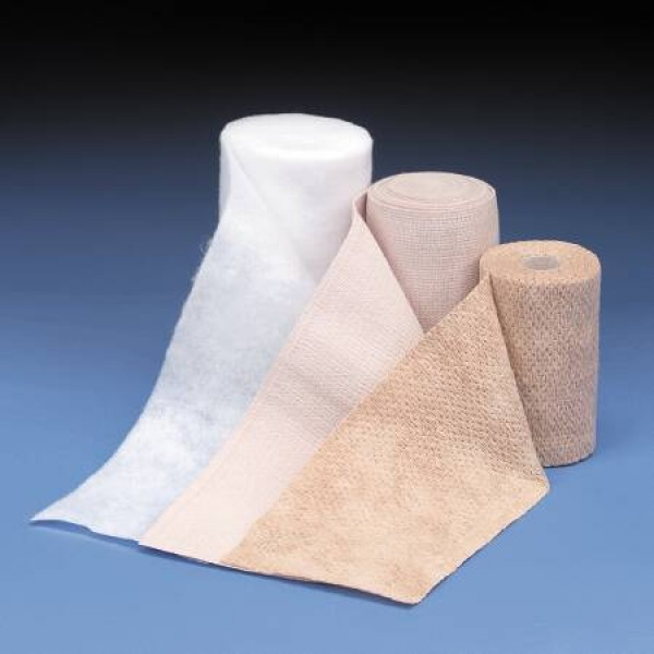 DeRoyal DeWrap 3 Layer Compression Wrap Bandage 40 mmHg