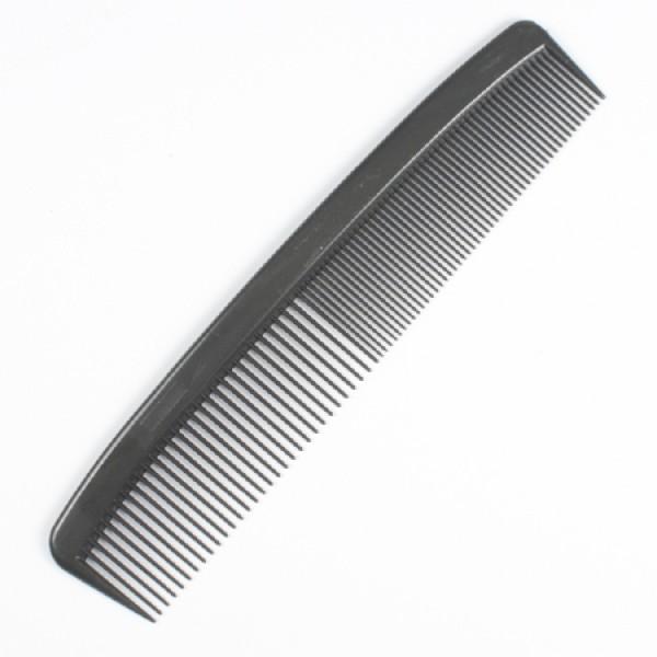 Dynarex Black Plastic Comb