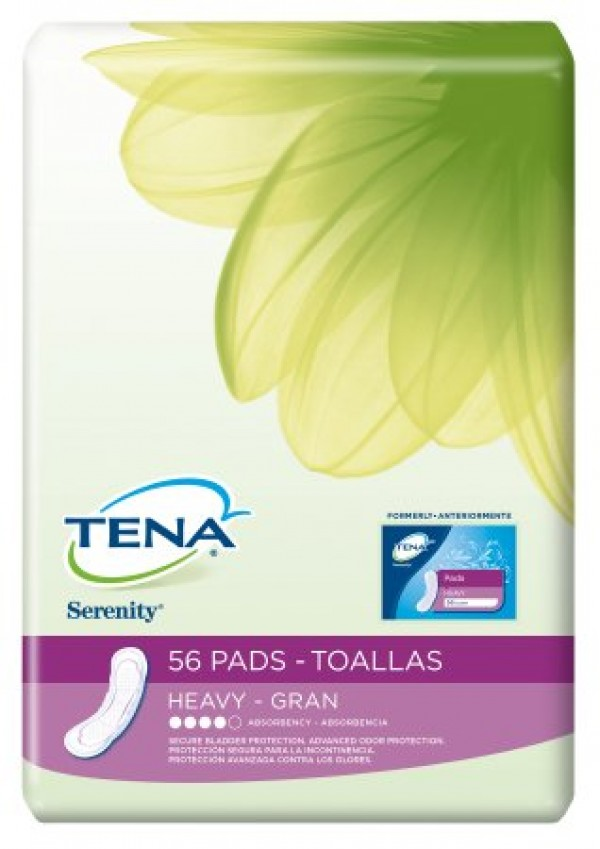 SCA TENA Serenity Pads Heavy Regular