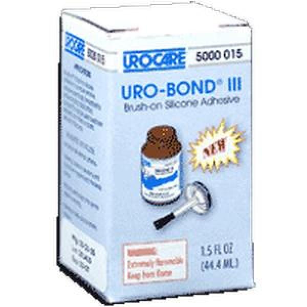 Urocare Uro-Bond III Brush on Silicone Adhesive Original