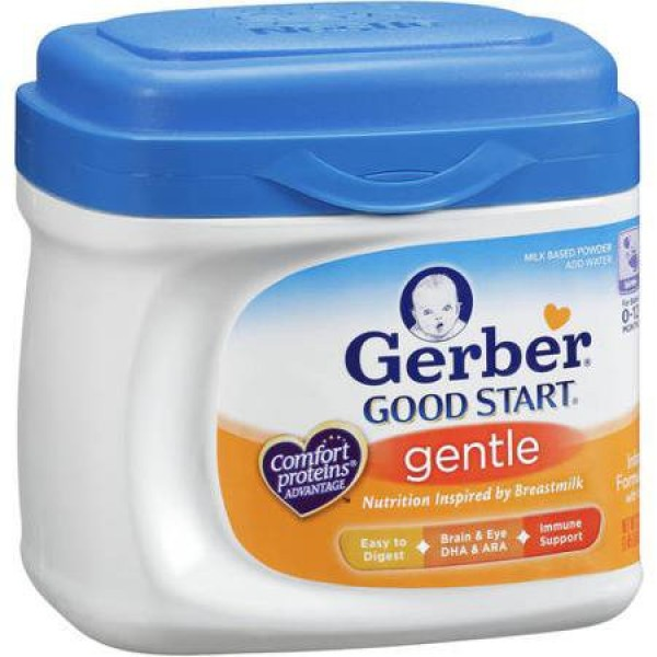Nestle GERBER® GOOD START® gentle Powder Infant Formula