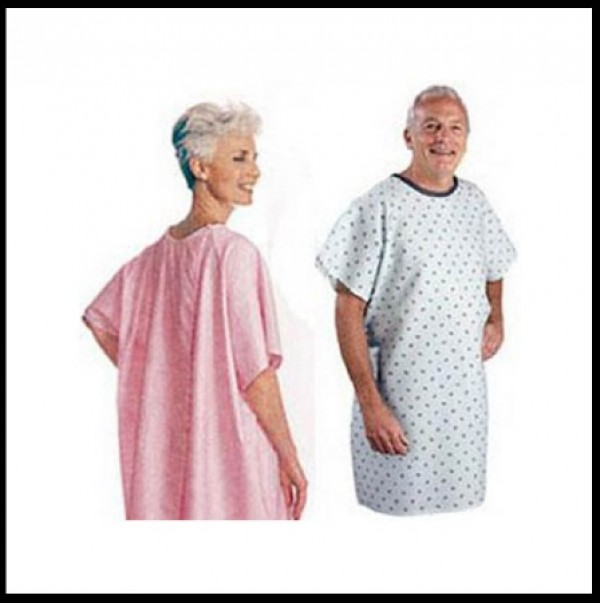 SnapWrap Deluxe Gown by Salk