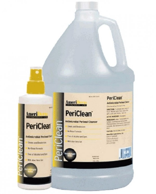 Ameriderm Laboratories Periclean Antimicrobial Perineal Cleanser