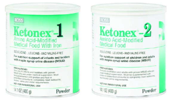 Abbott Nutrition Ketonex 2 Amino Acid Modified Medical Food