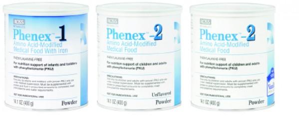 Abbott Nutrition Phenex 2 Amino Acid-Modified Medical Food