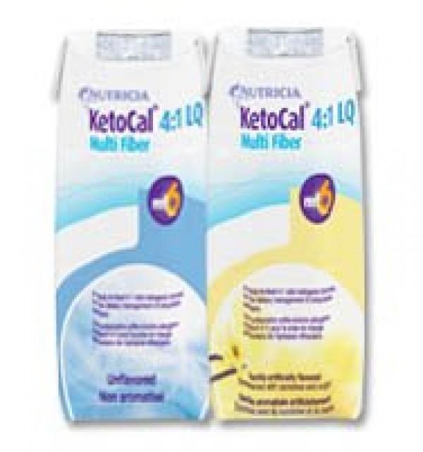 Nutricia Ketocal 4.1 Ketogenic Powder and Liquid
