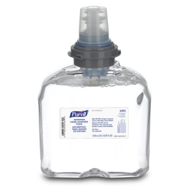 Gojo Purell Advanced Instant Hand Sanitizer Foams