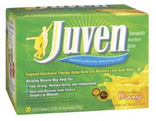 Abbott Nutrition Juven Therapeutic Nutritional Drink Mix