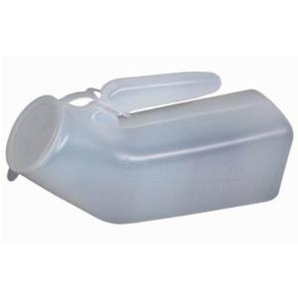 Briggs Healthcare Male Urinal with Cover