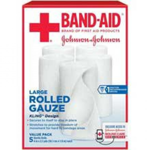Johnson & Johnson Johnson and Johnson Kling Rolls Bandage Rolls