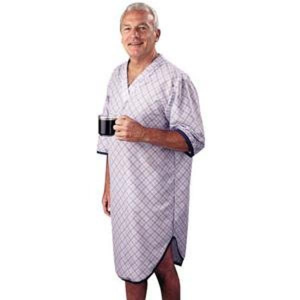 Salk The Sleep Shirt Mens Patient Gown